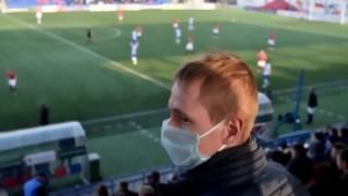 Darwin furioso con el belga que propone fútbol con tapaboca - Darwin - Columna Deportiva - DelSol 99.5 FM