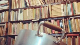 Un libro y un plato de comida  - El guardian de los libros - DelSol 99.5 FM