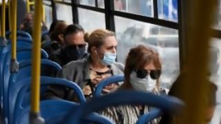 Dice un oyente que está demaspoli tirarse un flato en el ómnibus en épocas de barbijo - Demaspoli y demenotti - DelSol 99.5 FM
