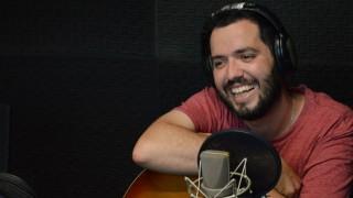 Entrevista en re menor a Diego González (EN VIVO)    - Entrevista cantada - DelSol 99.5 FM