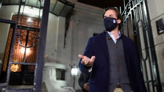La visita de Lacalle a Vázquez: ¿gesto republicano? ¿busca de rédito propio? ¿ambas? - Departamento de Periodismo de Opinión - DelSol 99.5 FM