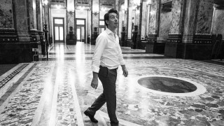 "La ""locura total"" de recorrer 10.000 kilómetros con Sartori a pura foto - Entrevistas - DelSol 99.5 FM"