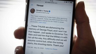 La pelea Twitter/Trump y la inmunidad de las redes - Victoria Gadea - DelSol 99.5 FM
