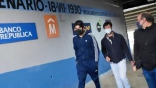 Ranchero traicionó a Jorge Casales y habló de cómo se prepara la vuelta al fútbol - Deporgol - DelSol 99.5 FM