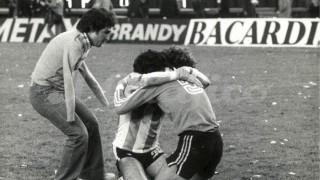 """El abrazo del alma de """"Fillol, Tarantini y un hincha"""" - Leo Barizzoni - DelSol 99.5 FM"""