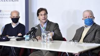"""El """"tackle a la gotícula"""" de Lacalle Pou y entrevista a la fiscal del caso Operación Océano - NTN Concentrado - DelSol 99.5 FM"""