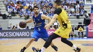 """Fitipaldo y su vida en la """"burbuja"""" del básquetbol español - Alerta naranja: basket - DelSol 99.5 FM"""