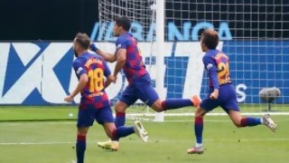 Darwin con los pases en fase 2 y los 400 goles de Suárez - Darwin - Columna Deportiva - DelSol 99.5 FM