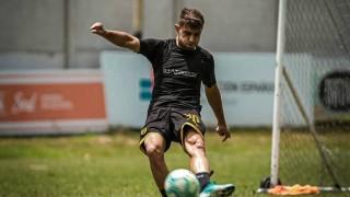 Acevedo y el comienzo de los trabajos grupales en Peñarol - Entrevistas - DelSol 99.5 FM