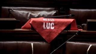 LUC, los aumentos de penas y el tropiezo con el discurso del FA - Informes - DelSol 99.5 FM