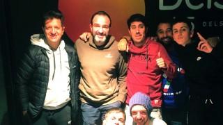 100% soporte con Federico Buysan - Audios - DelSol 99.5 FM