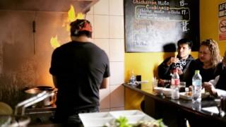 Street Food Latinoamérica y los límites de la cocina callejera - La Receta Dispersa - DelSol 99.5 FM
