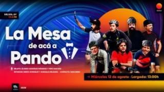 Camina alegre la caravana  - Los magníficos creativos - DelSol 99.5 FM
