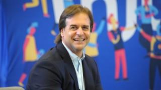 """""""Gurise con voluntá"""": Lacalle Pou y su acento adaptado al interior - Audios - DelSol 99.5 FM"""