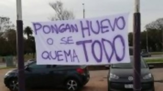 """El Mesxit en Barcelona y el """"se quema todo"""" de la hinchada de Defensor  - Darwin - Columna Deportiva - DelSol 99.5 FM"""