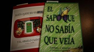 Los libros de un padre que se puso a escribir y editar, y el elogio a la edición independiente - Departamento de Periodismo de Opinión - DelSol 99.5 FM