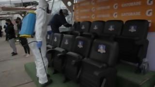 Chile: ¿Cómo afectó el Covid a la ciudad donde jugará Peñarol?  - Informes - DelSol 99.5 FM