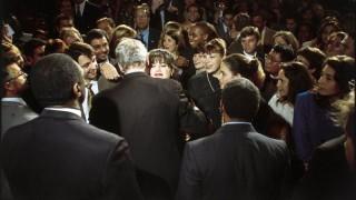 Lewinsky, Clinton y una foto que tuvo que esperar dos años para hacerse famosa - Leo Barizzoni - DelSol 99.5 FM