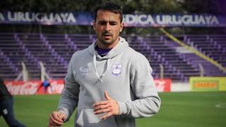 """González: """"Sabemos que tenemos plantel para estar luchando por cosas importantes"""" - Entrevistas - DelSol 99.5 FM"""