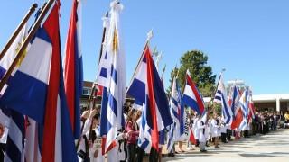 La propuesta de abanderados de una sola bandera y pagos - Columna de Darwin - DelSol 99.5 FM