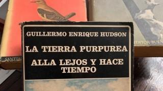 La tierra purpúrea de Hudson: tan vigente como hace 135 años - Un cacho de cultura - DelSol 99.5 FM