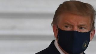Trump quería mantener el Covid fuera de la campaña - Colaboradores del Exterior - DelSol 99.5 FM