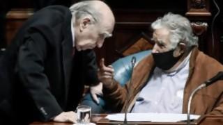 Julio María Sanguinetti vs. José Mujica - Informes - DelSol 99.5 FM