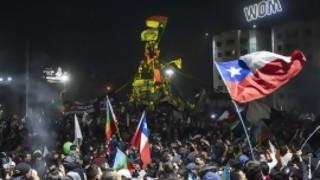 """Rosenblatt: """"lo que hagan o dejen de hacerlos partidos es irrelevante"""" para Chile - Entrevista central - DelSol 99.5 FM"""