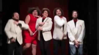 Juana y los heladeros del tango. - Entrevista cantada - DelSol 99.5 FM