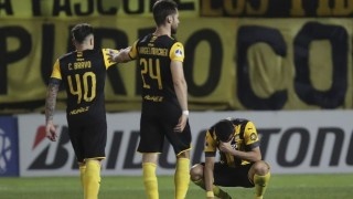 La mala racha de Peñarol en las Copas - Entrada en calor - DelSol 99.5 FM