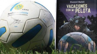 Fútbol, escritura y estudio - Entrevistas - DelSol 99.5 FM