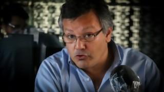 Santiago González, quien contrajo coronavirus y se recuperó, insta a la policía a vacunarse - Entrevista central - DelSol 99.5 FM