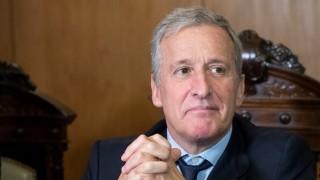 Juan Pedro Damiani, el candidato por el oficialismo en Peñarol - Audios - DelSol 99.5 FM