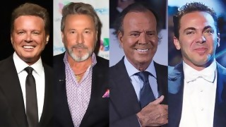 ¿Quién prefieren que se muera primero, Luis Miguel, Montaner, Julio Iglesias o Cristian Castro? - Sobremesa - DelSol 99.5 FM