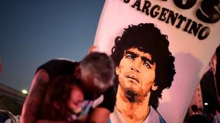 """""""Diego es el ADN de los argentinos"""" - Entrevistas - DelSol 99.5 FM"""
