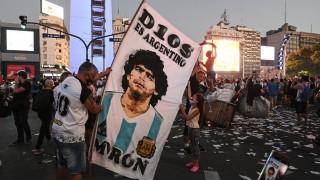Melodramatón por la muerte de Maradona, 72hs de Duelo Nacional y Popular - Columna de Darwin - DelSol 99.5 FM