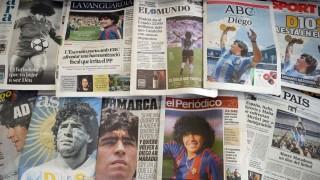 Melodramatón por la muerte de Maradona y un libro para empoderarse a la hora de la alimentación - NTN Concentrado - DelSol 99.5 FM