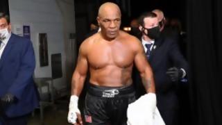 ¿Qué edad tiene que tener Mike Tyson para que uno de nosotros pueda ganarle en una pelea? - Sobremesa - DelSol 99.5 FM