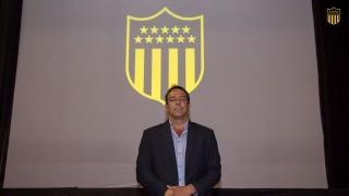Ignacio Ruglio y sus primeras palabras como presidente aurinegro - Entrevistas - DelSol 99.5 FM