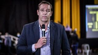 Darwin indignado: Ruglio va a romper las formativas - Darwin - Columna Deportiva - DelSol 99.5 FM