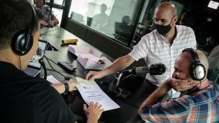 Iñaki le ofreció un contrato a Mariano López - Audios - DelSol 99.5 FM