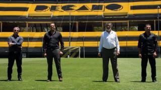 De todo un poco: Los estilos de técnico que busca Peñarol - Informes - DelSol 99.5 FM