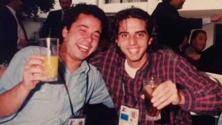 El día que Gonza y Piñe fueron a cubrir un partido y terminaron en una fiesta  - Entrada en calor - DelSol 99.5 FM