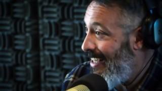 Bienvenido Diego a la Sociedad de Arqueros  - La Charla - DelSol 99.5 FM