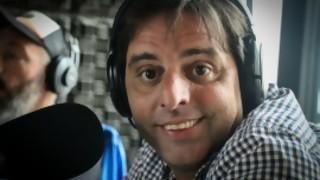 Jorge renovó el pasaporte - La Charla - DelSol 99.5 FM