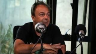 Leo Pacella vino a habar de drogas - Jodidos de columna - DelSol 99.5 FM