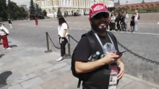 El día que Gonza casi arruina la trasmisión del Mundial de Rusia  - Entrada en calor - DelSol 99.5 FM