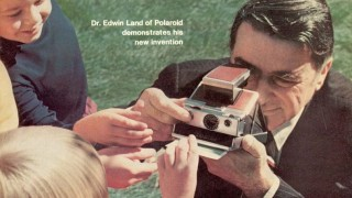 """Polaroid: Edwin Land, """"el genio y su cámara mágica"""" - Leo Barizzoni - DelSol 99.5 FM"""