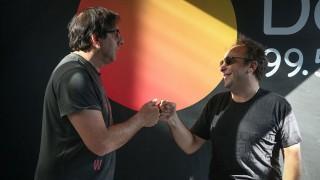 Suerte de principiante: DJ Chupín vs DJ Narizguetta - DJ vs DJ - DelSol 99.5 FM