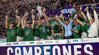 Darwin con los campeones de Aguada y ronda sobre presencialidad  - NTN Concentrado - DelSol 99.5 FM